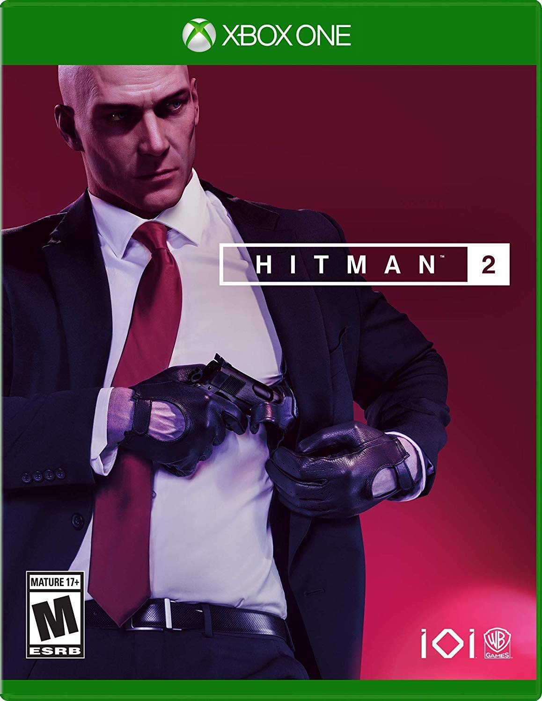 Warner Bros Hitman 2 Refurbished Xbox One Game
