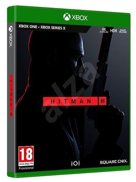IO Interactive Hitman 3 Xbox X Game