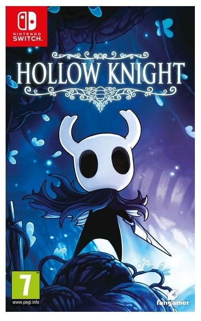 Cherry Hollow Knight Nintendo Switch Game