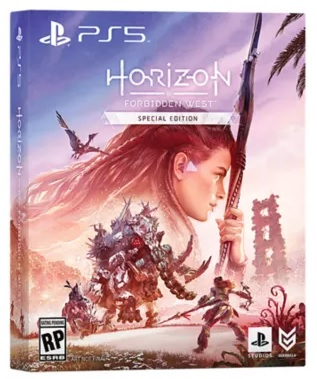 Sony Horizon Forbidden West Special Edition PS5 PlayStation 5 Game