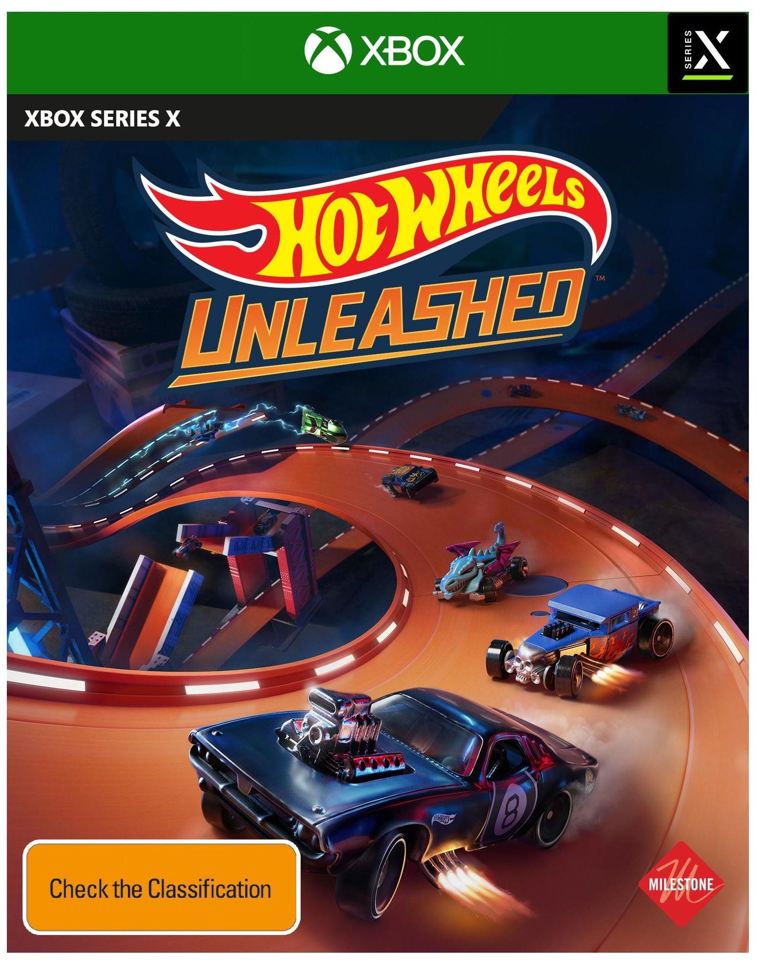 Milestone Hot Wheels Unleashed Xbox Series X Game