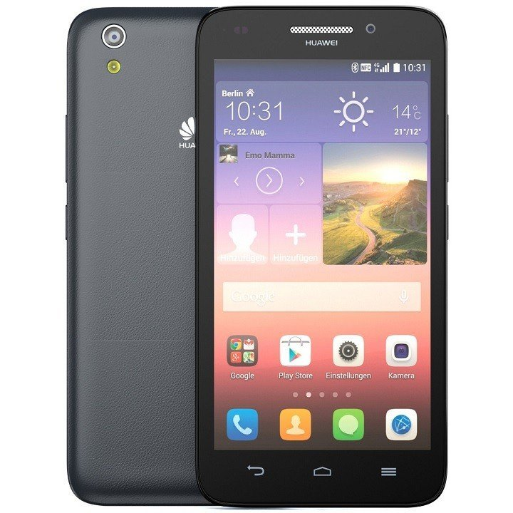 Huawei Ascend G620S Mobile Phone
