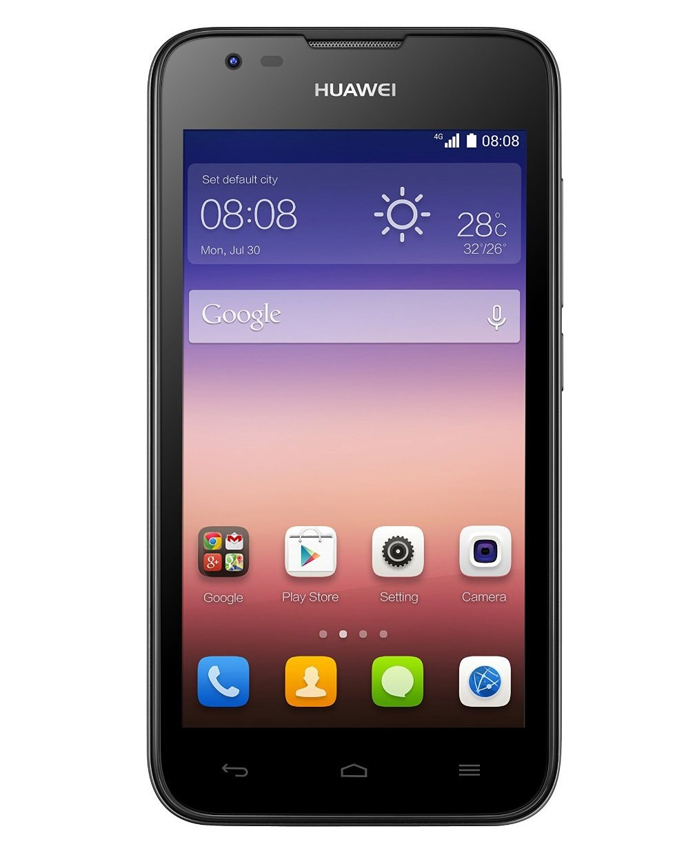 Huawei Ascend Y550 4G Mobile Phone
