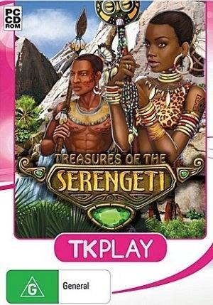 I-Play Treasures Of The Serengeti Tk Play PC Game