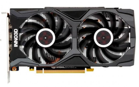 INNO3D GeForce GTX 1650 Twin X2 OC Graphics Card