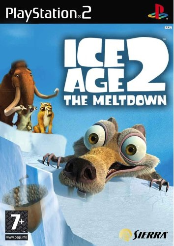 Vivendi Ice Age 2 The Meltdown Refurbished PS2 Playstation 2 Game