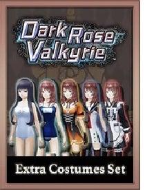 Idea Factory Dark Rose Valkyrie Extra Costumes Set PC Game