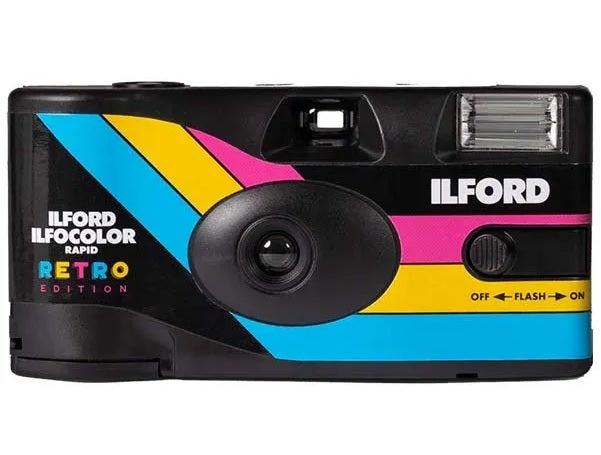 Ilford Ilfocolour Rapid Retro Edition Digital Camera