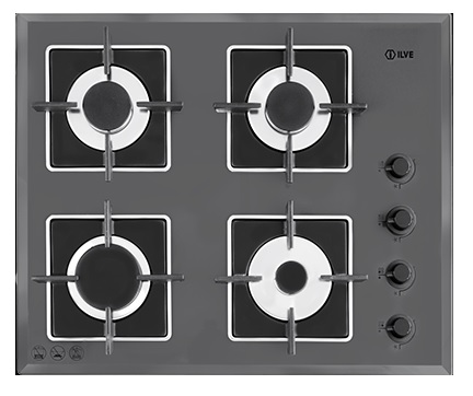 Ilve ILGV604 Kitchen Cooktop