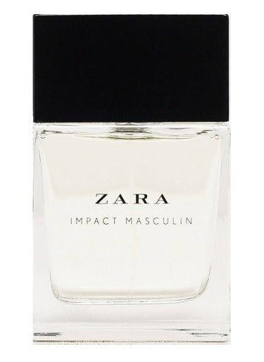 Zara Impact Masculin Men's Cologne