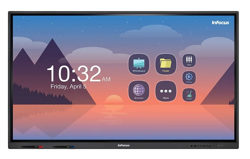 InFocus INF7540e 75inch DLED UHD TV