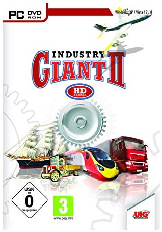 JoWooD Industry Giant 2 HD Remake PC Game