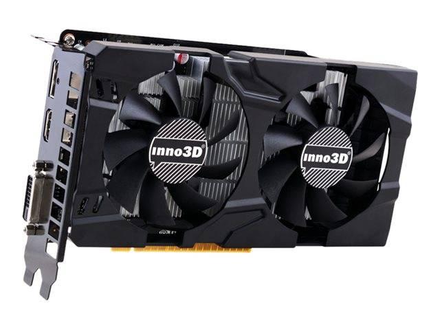 Inno3D GeForce GTX 1050 X2 Graphics Card
