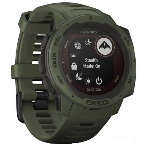 Garmin Instinct Solar Tactical Edition Smart Watch