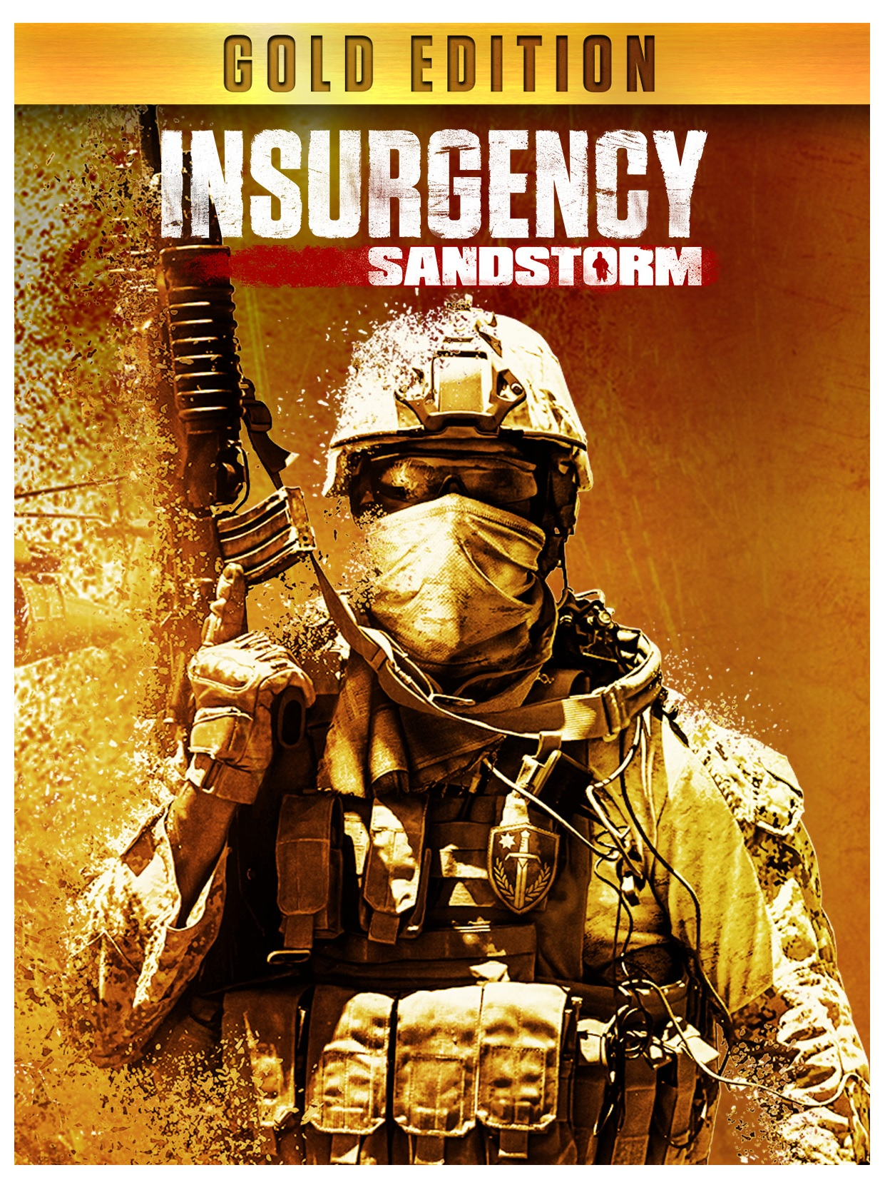 Focus Home Interactive Insurgency Sandstorm Gold Edition PC Game