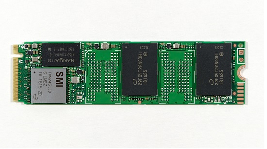 Intel 660P Solid State Drive