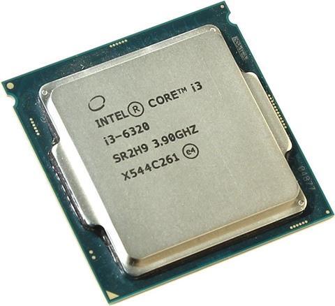 Intel Core i3 6320 3.90GHz Processor