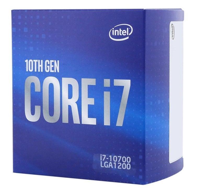 Intel Core i7 10700 2.9GHz Processor
