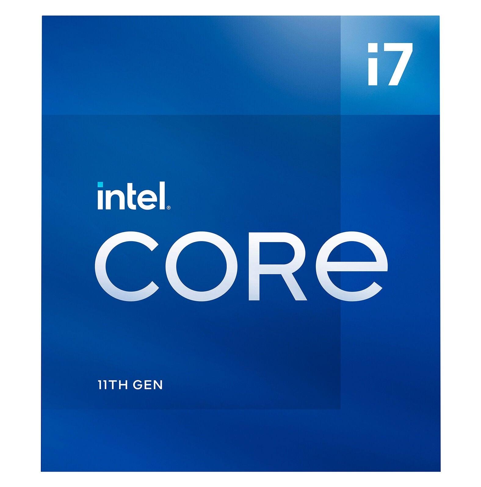 Intel Core i7 11700 2.50GHz Processor