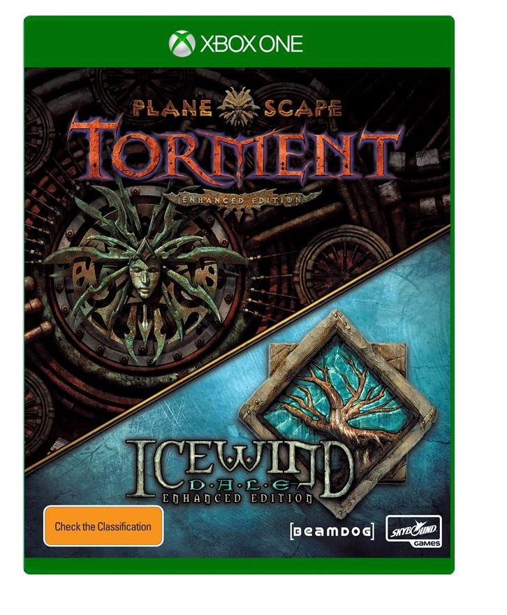 Interplay Planescape Torment And Icewind Dale Enhanced Edition Xbox One Game