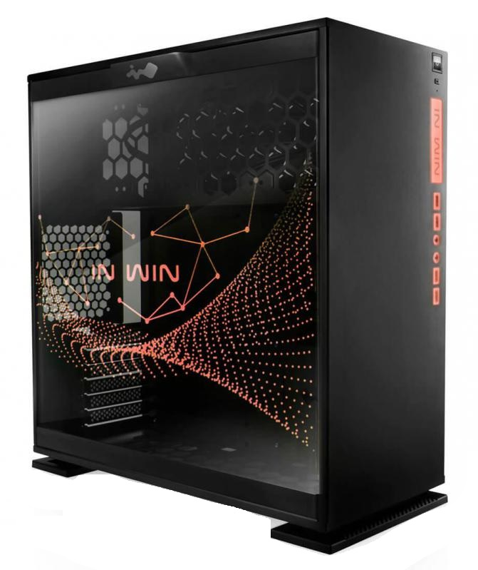 Inwin 303 RGB Mid Tower Computer Case