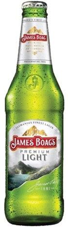 James Boags Premium Light Beer