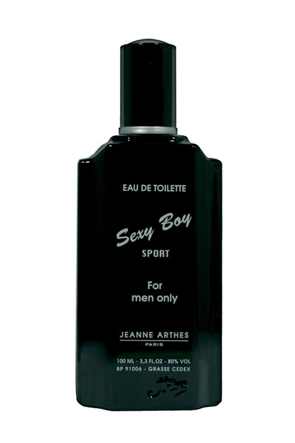 Jeanne Arthes Sexy Boy Sport 100ml EDT Men's Cologne