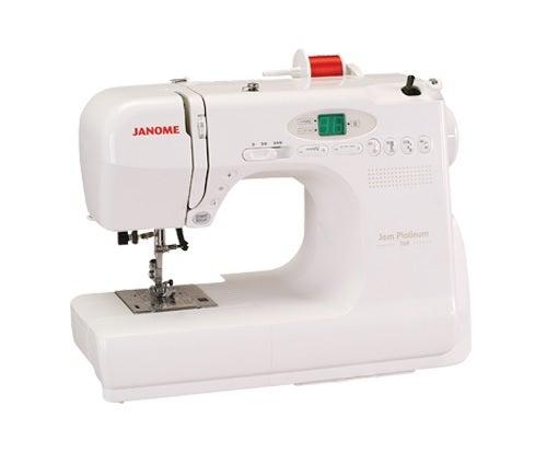 Janome Jem Platinum 760 Sewing Machine
