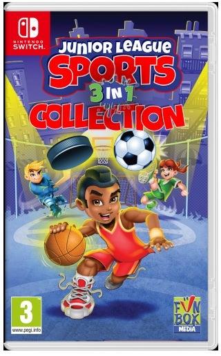 Nintendo Junior League Sports Collection Nintendo Switch Game