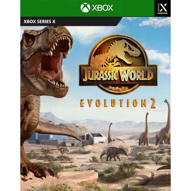 Frontier Jurassic World Evolution 2 Xbox Series X Game