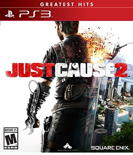 Eidos Interactive Just Cause 2 Greatest Hits PS3 Playstation 3 Game