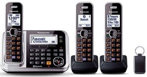 Panasonic KXTG7893AZS Phones
