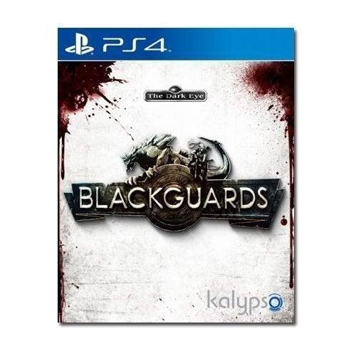 Kalypso Media Blackguards Definitive Edition PS4 Playstation 4 Game