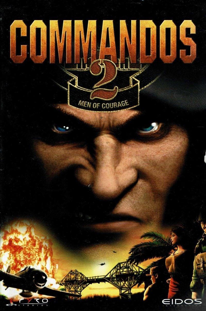 Kalypso Media Commandos 2 Men of Courage PC Game