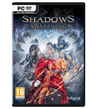 Kalypso Media Shadows Awakening PC Game