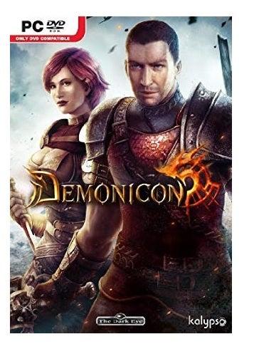 Kalypso Media The Dark Eye Demonicon PC Game