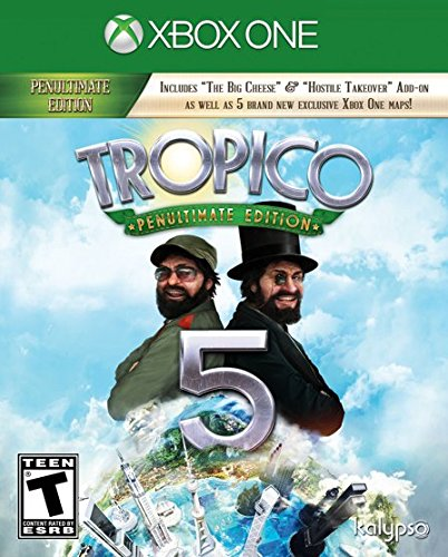 Kalypso Media Tropico 5 The Penultimate Edition Xbox One Game