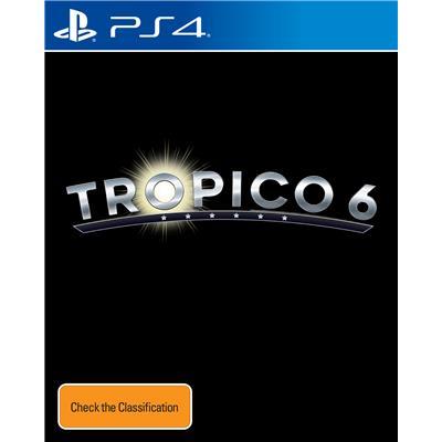 Kalypso Media Tropico 6 PS4 Playstation 4 Game
