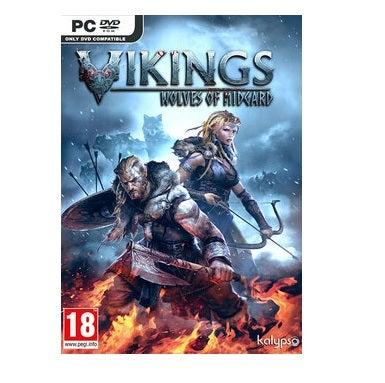 Kalypso Media Vikings Wolves of Midgard PC Game