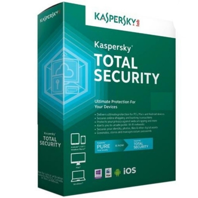 Kaspersky Total Security Security Software