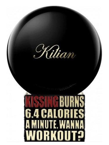Kilian Kissing Burns 6.4 Calories A Minute Wanna Workout Unisex Cologne