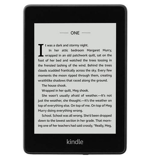 Amazon Kindle Paperwhite 2018 eBook Reader