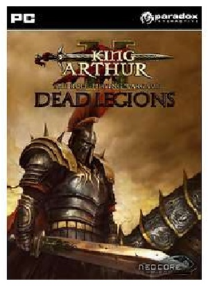Paradox King Arthur II Dead Legions PC Game