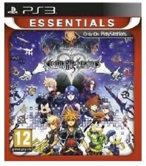 Square Enix Kingdom Hearts 2.5 HD Remix Essentials PS3 Playstation 3 Game