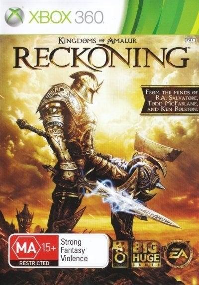 Electronic Arts Kingdoms Of Amalur Reckoning Refurbished Xbox 360 Game