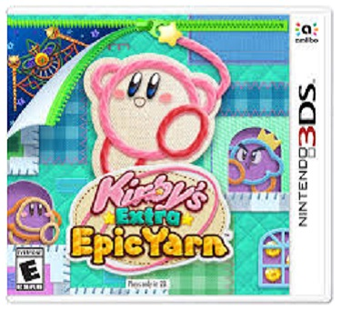 Nintendo Kirbys Extra Epic Yarn Nintendo 3DS Game