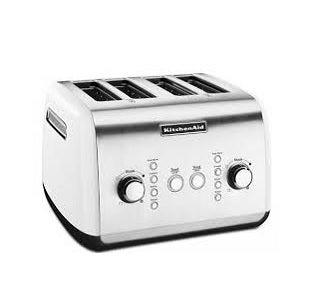 KitchenAid 5KMT421 Classic 4 Slice Toaster