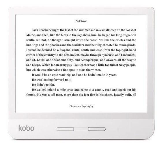 Kobo Libra H2O 7 inch eBook Reader