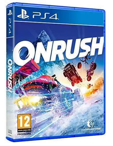 Koch Media OnRush PS4 Playstation 4 Game