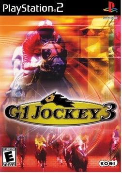 Koei G1 Jockey 3 Refurbished PS2 Playstation 2 Game
